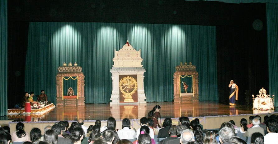 Dance stage decor stage decor backdrops for Arangetram stage decoration ideas
