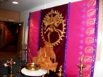 Stage decor for Arangetram stage decoration ideas
